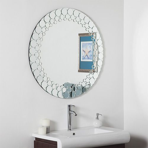 Ideas For Decorating A Large Bathroom Mirror: 25+ Best Large Bathroom Mirrors Ideas On Pinterest