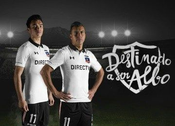 Colo-Colo 2017 Under Armour Home Kit