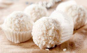 Lekkere Braziliaanse Kokos geen condenseerde melk aan toevoegen Maar kokosmelk