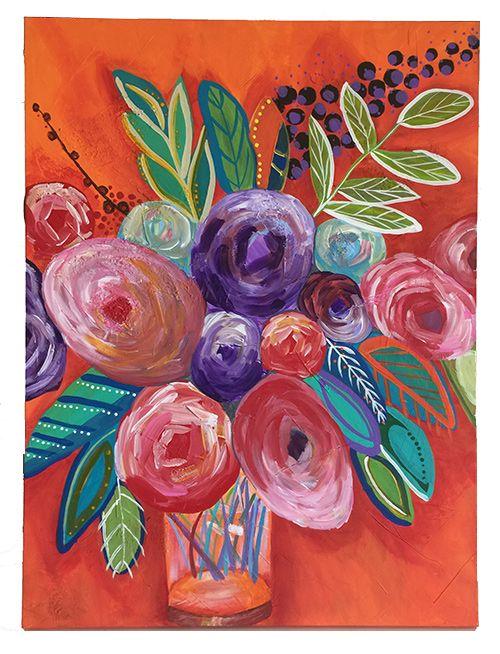 Abstract Flower Number Zero by Diane Tkatch Found on http://laserspiderart.com