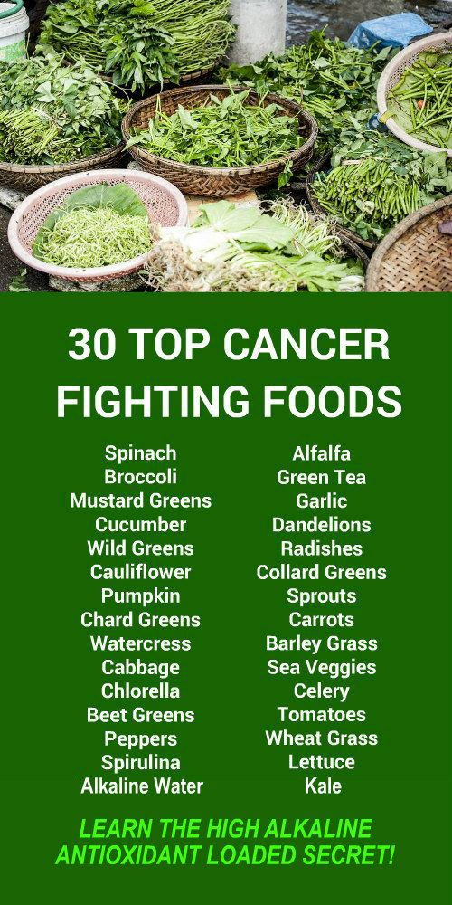30 Top Cancer Fighting Foods. Learn about alkaline rich Kangen Water; the hydrogen rich, antioxidant loaded, ionized water that neutralizes free radicals that cause oxidative stress which can lead to a variety of health issues including disease such as ca