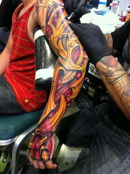 Tatuagens nos Braços (40 braços tatuados)