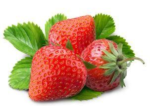 Ягодата (Fragaria) е род растения от семейство Розоцветни (Rosaceae), както и плодът на тези растения, който е с високо съдържание на въглехидрати и витамин C. Съществуват няколко вида от род Ягода, като един от най-разпространените егорската ягода. Образува коренище с издънки. Листата са сложни тройни, с прилистници, събрани в основата на стъблото. Плодът е лъжлив.