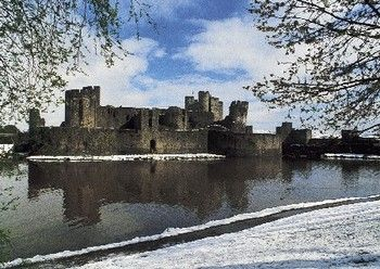 Attraction at Caerphilly Caerphilly Castle