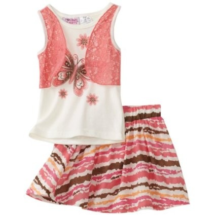 Young Hearts Toddler Girls 2 Piece Butterfly Scooter Set $19.00: Heart Girls, Heart Babygirl, Pieces Butterflies, Prints Twofer, Butterflies Scooters, Girls Apparel, Butterflies Prints, Babygirl Infants, Heart Toddlers