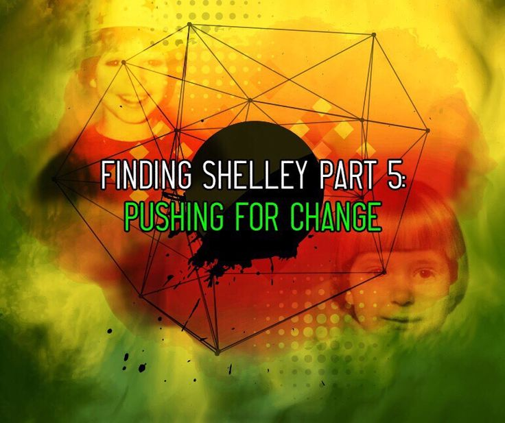 By now you've heard Shelley's story. You've heard about her troubled childhood, her time in the foster care system, how she was trafficked into sex work, and everything we know about Shelley's disappearance. We now wanted to make the most of all the attent...