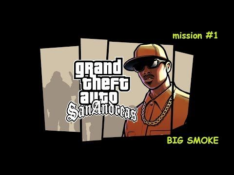 Grand Theft Auto San Andreas Mission — ZwiftItaly