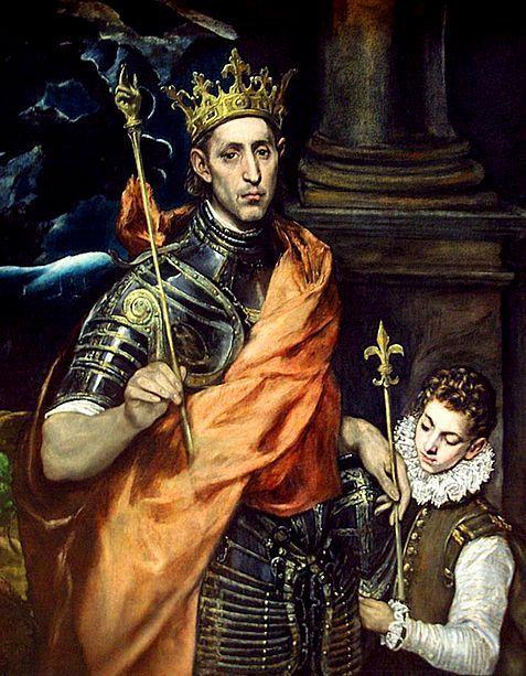 Carta Testamento de São Luis IX, Rei de França, ao seu filho   Coração Sacerdotal