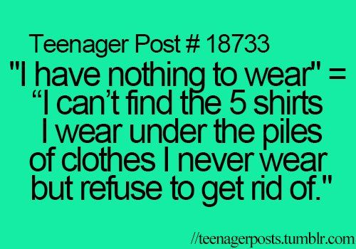 Not just teenagers