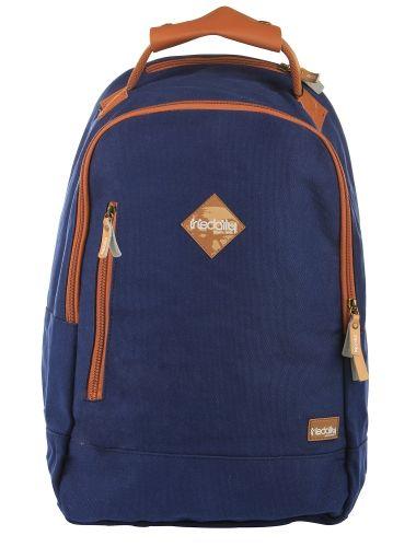 Stattjaeger 2 Backpack [navy] // IRIEDAILY Accessories // FALL/WINTER 2014: http://www.iriedaily.de/accessories/ #iriedaily