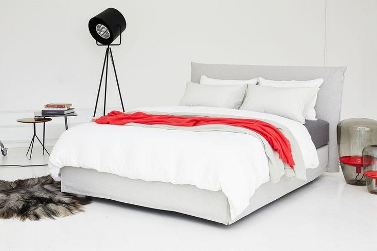 bett loft lux von schramm bedroom pinterest schlafzimmer einrichtung und neuer. Black Bedroom Furniture Sets. Home Design Ideas