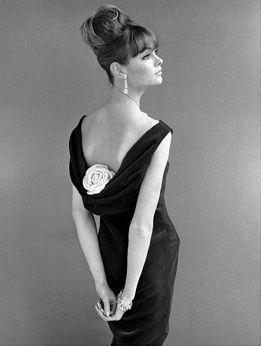 Jean Shrimpton, 1960's Chic. #vintage