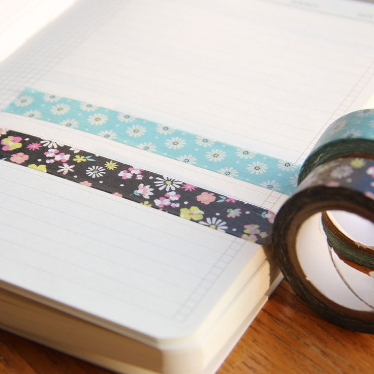 15 мм * 10 м высокое качество васи бумажная лента цветочный узор DIY украшения поставки клейкая лента 6 упак. / многокупить в магазине Ki-Magic StoreнаAliExpress