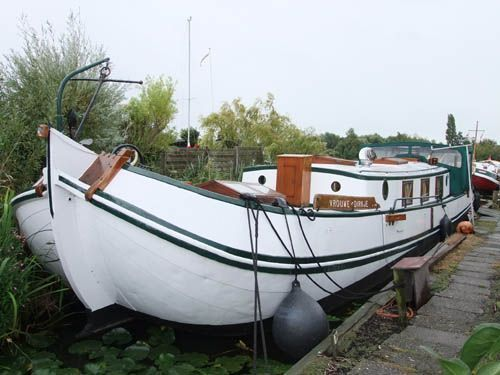 1899 Dutch Barge