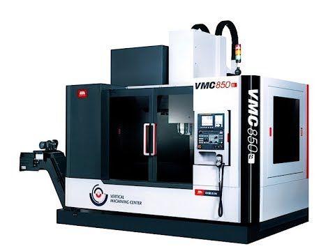 SMTCL Vertical Machining Center VMC 850B