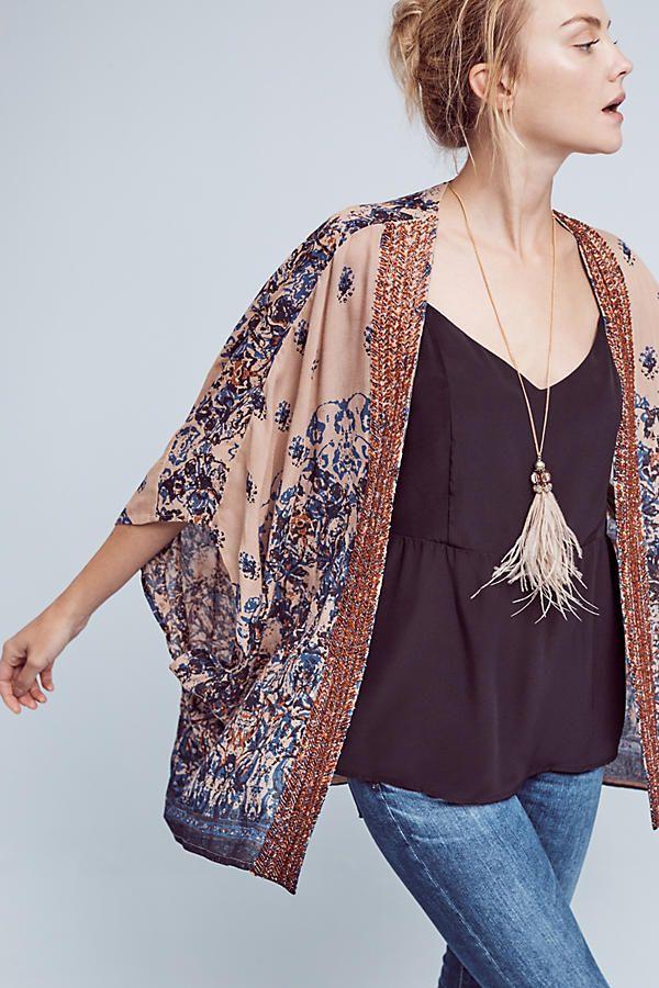 Best 25  Kimonos ideas on Pinterest | Kimono cardigan, Kimono ...
