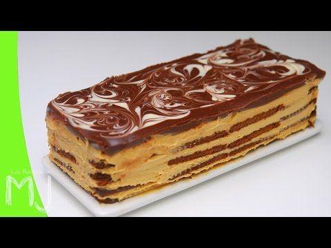Gek op koekjes en taart? Deze koekjes-taart maak je in een handomdraai en hij is echt overheerlijk! - Zelfmaak ideetjes
