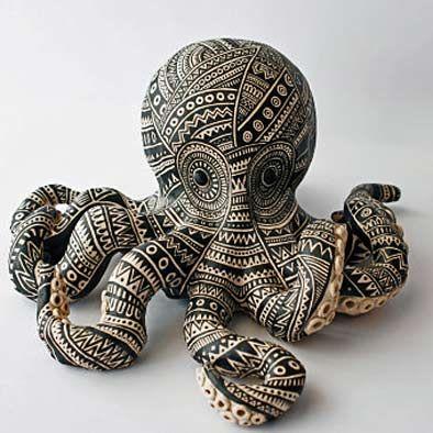 Sarah-Farrell-ceramic-octopus