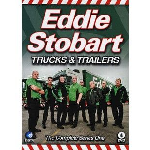 The distinctive Eddie Stobart trucking brand has transferred well to television. The first series from Channel Five had seven episodes, including a Christmas Special. The series is complete here.