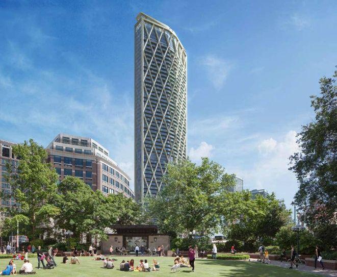 Diamond Tower - Canary Wharf