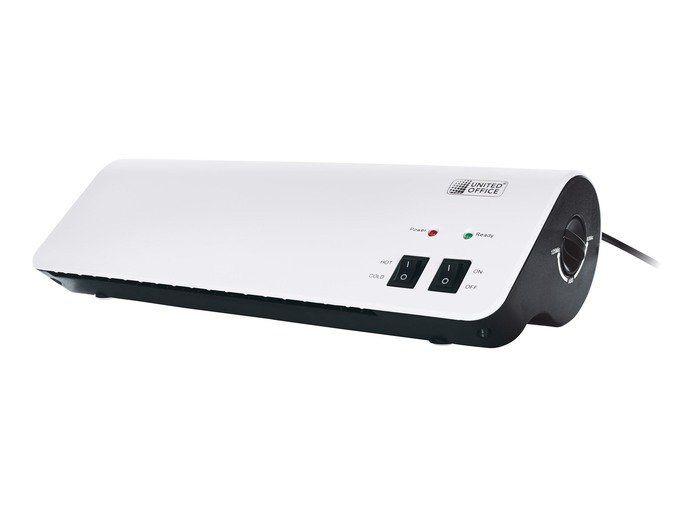 ALIDL Laminálógép egyaránt alkalmas meleg- illetve hideglaminálásra. Teljesítménye 350 watt. Három év garanciával vásárolható meg a Lidl áruházakban.