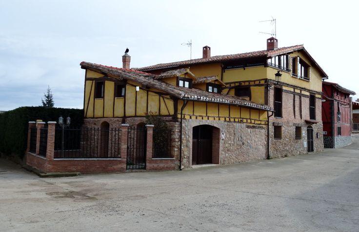 Viloria de Rioja, Burgos, Camino de Santiago