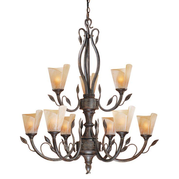 54 best Lighting for LR images on Pinterest | Crystal chandeliers ...