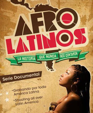 """Afro Latinos: La Historia Que Nunca Nos Contaron   Colombian producer Renzo Devia compiled a documentary on the presence of black communities in Latin America, under the """"Afro-Latino title: the story that we were never told""""."""