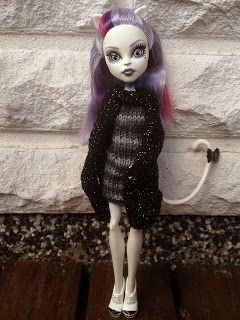 169 Best Images About Monster High Patterns On Pinterest