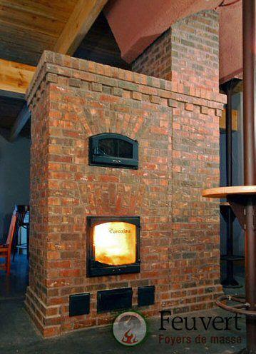 Masonry Heater I Love This Brick Masonry Brickwork Brick