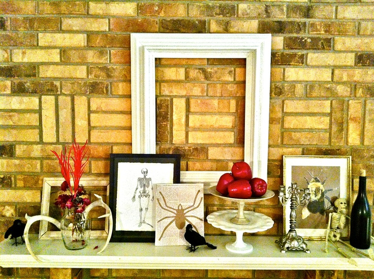 Almost Ready For Halloween Dream Home Decor Pinterest