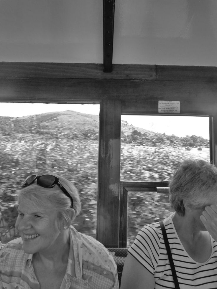 #Photography     Tywyn train ride