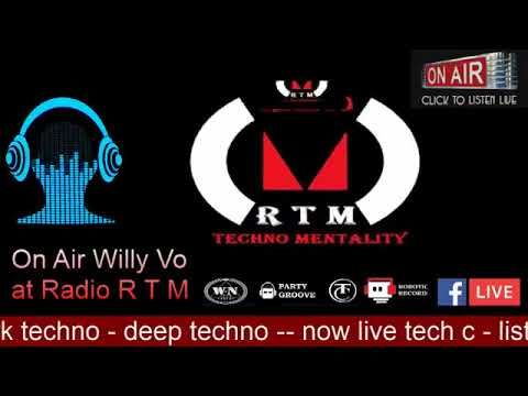 on air willy vo at radio rtm (wingnation )