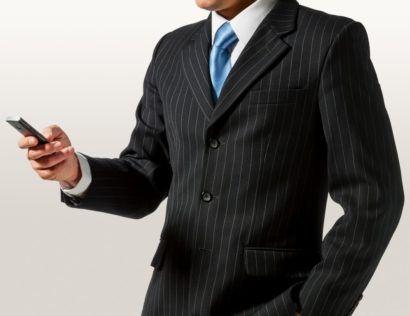 terno risca de giz com gravata colorida