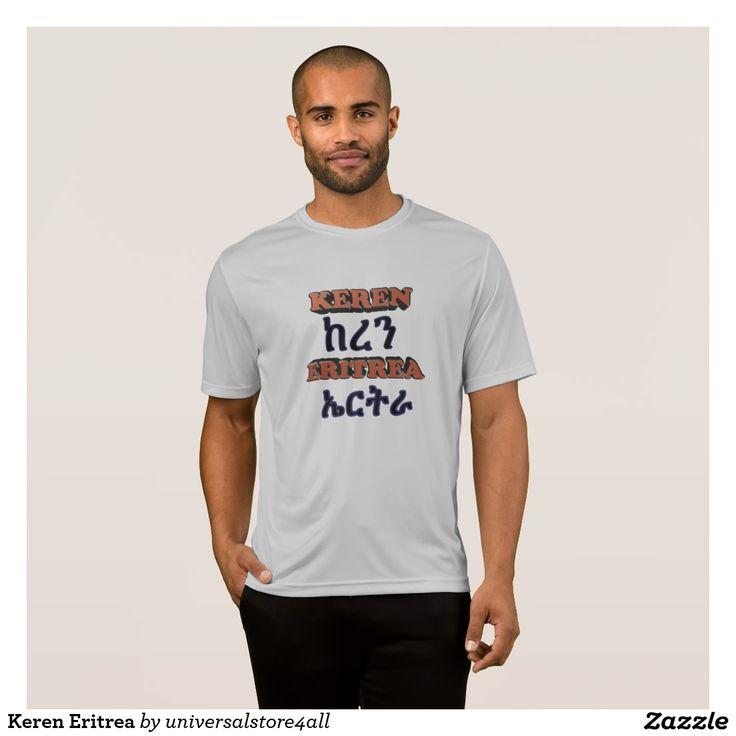 Keren Eritrea T-Shirt