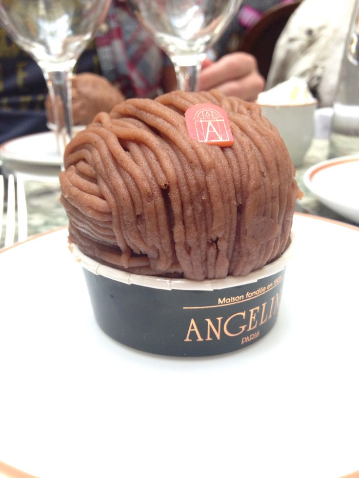 Iconic patisserie at #Angelinas