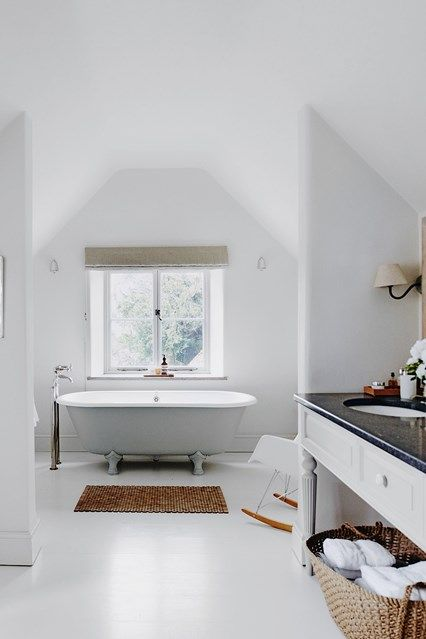 Discover the best design ideas for bathrooms on HOUSE - design, food and travel by House & Garden.