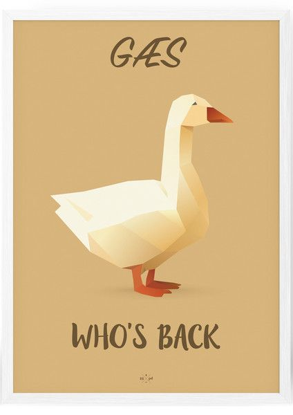 Goose - Danish - Hipd.dk