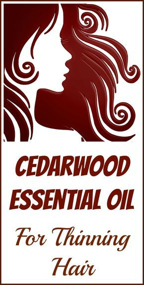 How to use cedarwood essential oil as a natural remedy for thinning hair. There is scientific evidence that this aromatic, used in a special recipe can help prevent hair loss.