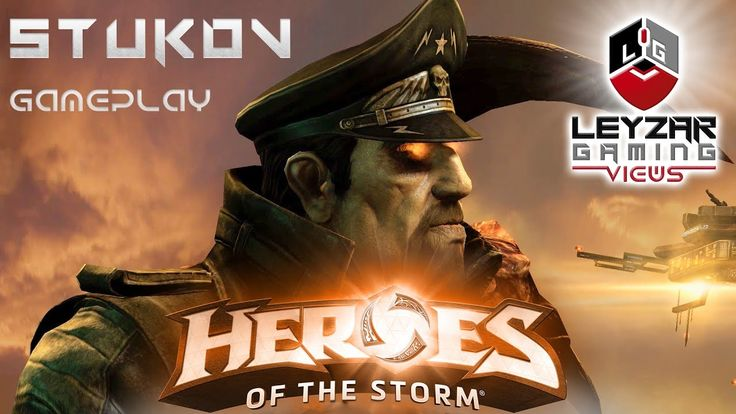Heroes of the Storm (Gameplay) - Stukov PTR Testing (HotS Stukov Gamepla...