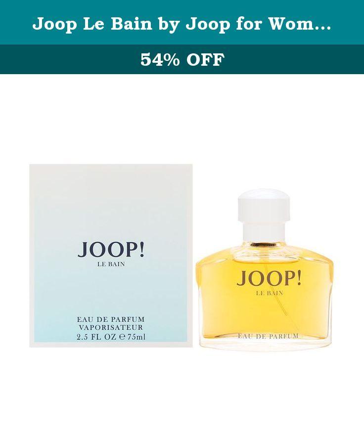Joop Le Bain by Joop for Women. 2.5 Oz Eau De Perfume Spray. JOOP! LE BAIN by Joop! for WOMEN EAU DE PARFUM SPRAY 2.5 OZ.
