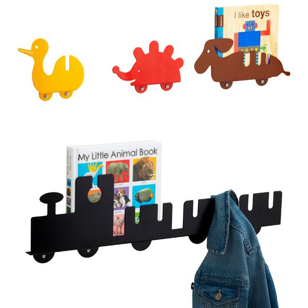 Kids Bedroom Hooks 27 best wall & door hooks images on pinterest | door hooks, wall