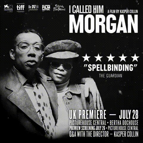 I Called Him Morgan [2016] written and directed by Kasper Collin
