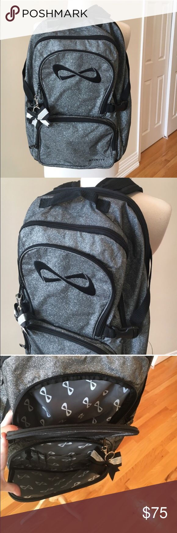 NFINITY cheer backpack 👒Brand new condition NFINITY Bags Backpacks