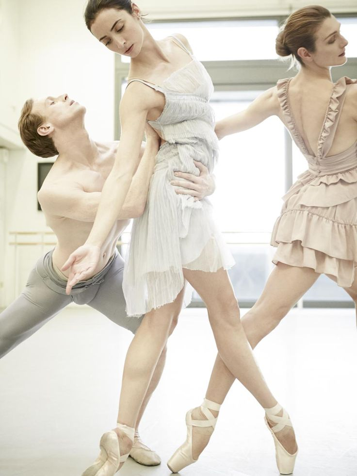 Poetry in Motion: The Royal Ballet dancers for Harpers Bazaar April 2014