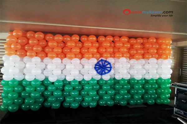 Independence Day Decoration Packages In Mumbai Independence Day