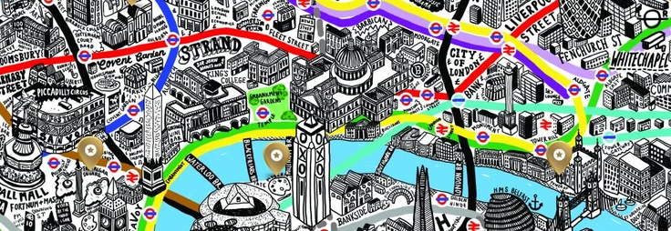 453 days, and we'll be right here. well somewhere here ... give or take a week ... map courtesy of the lovely see.visitlondon.com