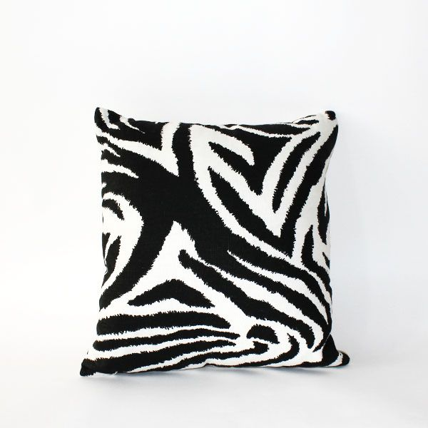 Zebra DVF Pillow