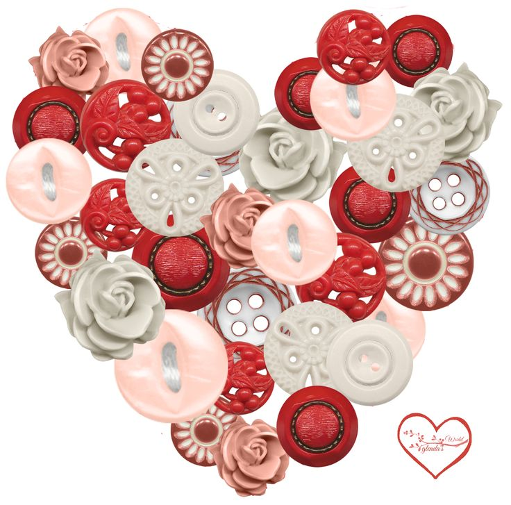 Free-printable Valentine Elements over 28 items........more added daily