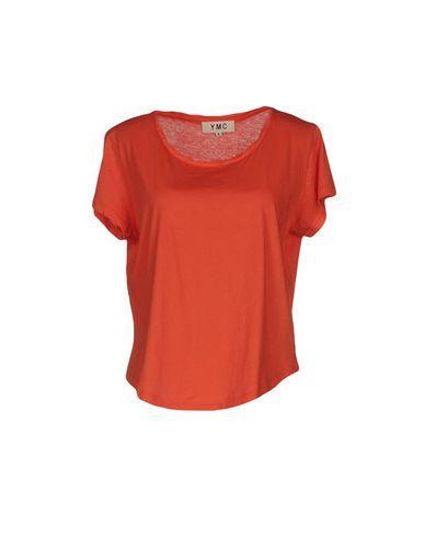 YMC YOU MUST CREATE Women's T-shirt Orange XS INT